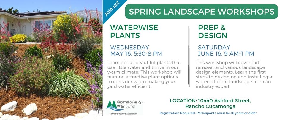 Spring Landscape Workshops