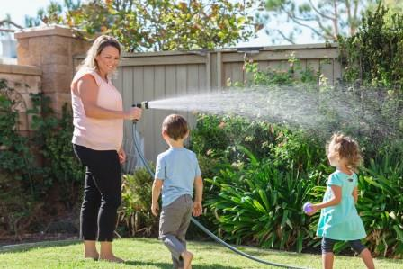 Family Watering